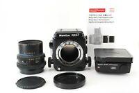 [MINTw/2Back] MAMIYA RZ67 Pro + Sekor Z 90mm f3.5 W 120 Film Back from Japan 365