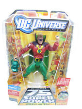 2010 DC Universe Classics GREEN LANTERN Wave 14 ULTRA-HUMANITE Series Sealed NEW