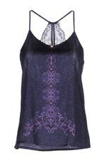 Versace Women Top Size 2 NWT Silk