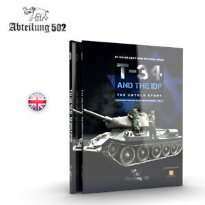 T-34 AND THE IDF - ATB709 - AK INTERACTIVE