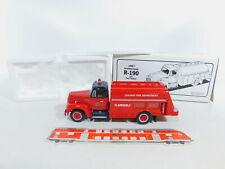 CA81-2# First Gear 1:34 19-1723 Tankwagen R-190 1957 Chicago Feuerwehr, NEUW+OVP