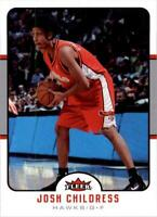 2006-07 Fleer Basketball Cards Base Set Pick From List