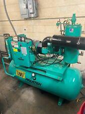 Sullivan Palatek Rotary Screw Air Compressor 20d 20hp With Dryer