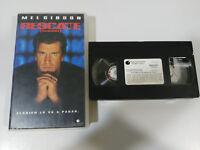 RANÇON DE RANÇON MEL GIBSON RON HOWARD VHS FILM BANDE COLLECTOR CASTILLAN