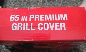 Universal 65 in. Premium Grill Cover Black 700-0110