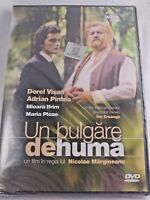 Un Bulgare De Huma (A Clod of Clay) Romanian Import DVD, New