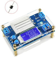 DC to DC Converter 5.3V-32V to 1.2V-32V Step Down Voltage Regulator 12A LCD V...
