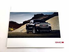 2011 GMC Sierra Heavy Duty HD 34-page Sales Brochure Catalog - Truck Denali 2500
