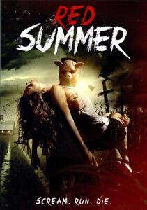 Red Summer (DVD) **New**