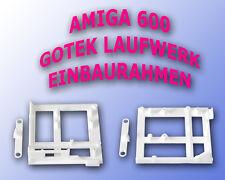 Amiga 600 Einbaurahmen für USB Gotek Laufwerk - Neu