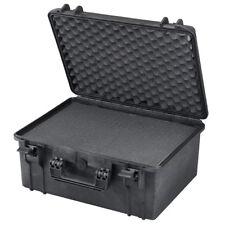 wasserdichter Outdoor Case mit Rasterschaum   465x335x220   IP67   Bruchsicher