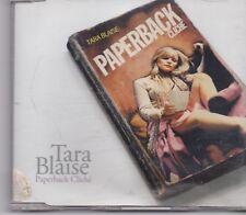 Tara Blaise-Paperback Cliche cd maxi single 2 tracks