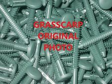Forest Green (6-150 pcs) / Bulk/ Vinyl Shutter-Lok Fasteners/Spike/Nail/Peg