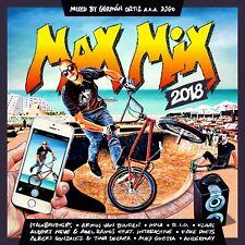 MAX MIX 2018-2CD