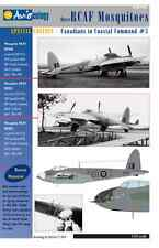 More RCAF Mosquitoes (404 Sqn) – CinCC3 – Aviaeology Docs Only