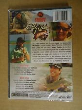 Fly Fishing The World (2-DVD Set)- Color Full Screen - SEALED/NEW