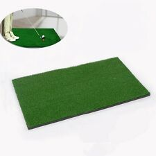 Hot Golf Practice Mat 60*30cm Chipping Driving Range Training Mat Easy Cleaning