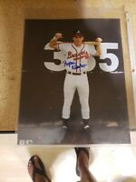 RYAN KLESKO AUTOGRAPHED 8 X 10 PHOTO - CERTIFIED WITH CERTIFICATE notary public