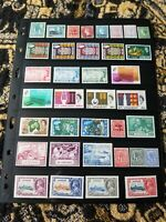 British Colonies St. Vincent - Stamp Collection - MH - 2 Scans - Z10
