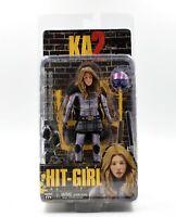 NECA - Kick-Ass KA2 Series 2 - Hit Girl Unmasked Action Figure