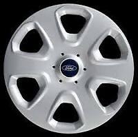"""Set 4 Coppe Ruota Copponi Copricerchi 14"""" Compatibili Ford Ka 2008 > 5819/4"""