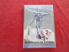 Bubblegum Crisis: Tokyo 2040 - Essential Anime Collection 3 (DVD SET, 2005- NEW