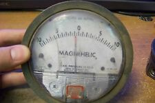 Dwyer 2320 Magnehelic Pressure Gauge 10-0-10