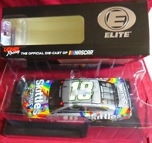 KYLE BUSCH, NEW 1/24 RCCA-ACTION ELITE, 2020, #18, SKITTLES ZOMBIES,  IN  STOCK