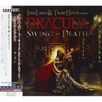 New Jorn Lande & TrondD Holter Dracula Swing of Death with Bonus Track Japan CD