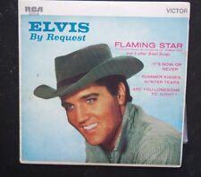 "7"" EP Elvis Presley, Elvis By Request - RCA 20258 - Australian Release"