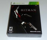 Hitman Absolution PROFESSIONAL EDITION XBOX 360 NEW! ASSASSIN, KILL, GUN ACTION