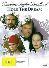 HOLD THE DREAM - BARBARA TAYLOR BRADFORD - CLASSIC NEW & SEALED DVD