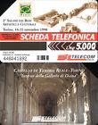 PUBBLICA FIGURATA _ TORINO VENARIA REALE - C&C 2995 GOLDEN 912 - USATA