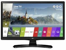 "LG 24MT49S 24"" Smart HD Ready IPS LED TV Wi-Fi & Freeview - Black #A"