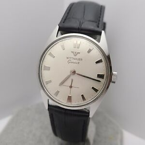 Vintage Longines Wittnauer 6003 11K Men's Manual winding watch swiss made 1960s