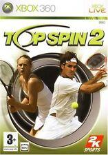TOP SPIN 2            -----   pour X-BOX 360  ------