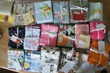 Discounted Cotton Fat Quarter, Long Quarters and Jelly Roll Packs
