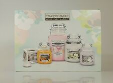 YANKEE CANDLE HOME INSPIRATION 16 PIECE GIFT SET - NEW - BOXED - FREE P+P