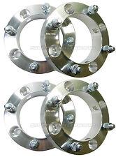 "1"" Set of 4 Wheel Rim Spacers 12x1.5 stud for Polaris 2014 Polaris Ranger 12mm"
