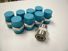 1723  Lot of 9 Swagelok VCO O-Ring Face Seal Fitting
