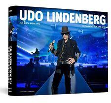 Udo Lindenberg - Ich mach mein Ding von Tine Acke und Udo Lindenberg (2013, Gebundene Ausgabe)