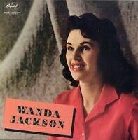 WANDA JACKSON Wanda Jackson CD NEW Bonus Tracks S/T Self-Titled