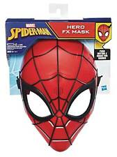 Spider-Man Mask FX with Sounds and strap - Solid plastic face plate size 24x16cm