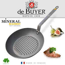 de Buyer - Mineral B Element - Runde Grillpfanne 26 cm