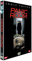 DVD NEUF *** PANIC ROOM *** JODIE FOSTER, FOREST WHITAKER