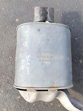 Exhaust Pipe Muffler Mercedes SLK230 SLK200 SLK320 R170 1997-2004