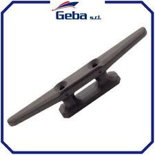 BITTE GALLOCCIA IN PLASTICA PER BARCA 60-80-110-145-180-220 MM ORMEGGIO NERO