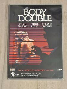Body Double - DVD - Region 4 - FAST POST