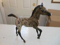 Breyer HORSE #683 FOAL BROWN LEOPARD APPALOOSA CLASSIC 1:12