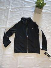 Nautica Boys Zipper Up Sweater Medium (5)